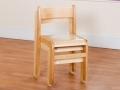 Tuf Class chairs beech