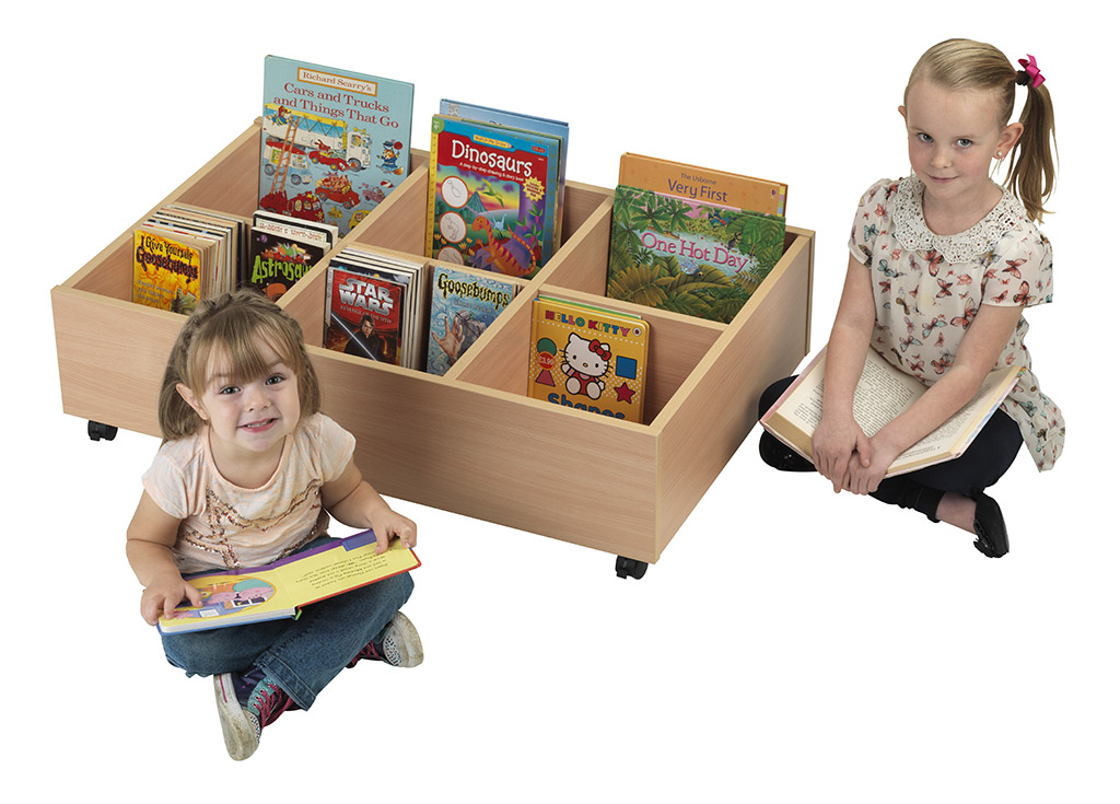 7095 - Early Years 6 Compartment Mobile Kinderbox1
