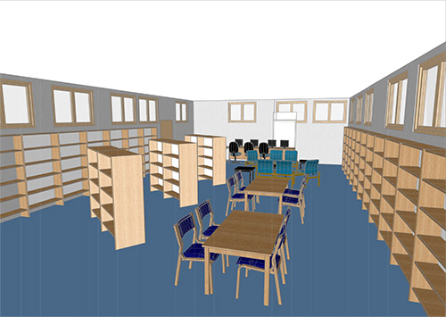C:My CAD DrawingsRed Maid School Layout1 (1)